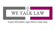We Talk Law