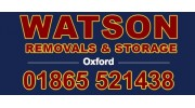 Watson Removals Oxford