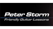 Peter Storm Guitar Tuition