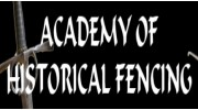 Academy Of Historical Fencing