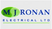 MJ Ronan Electrical