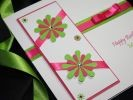 FREE P&P Weekend on all handmade cards! Includes Free personalisations