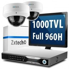 Complete CCTV System installed from £399.00