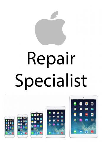 iPhone repair specialist