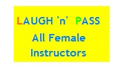 Laugh N Pass All Female Instructors Driving School
