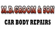 MD Groom Car Body Repairs