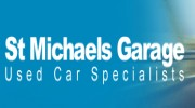 St Michaels Garage Preston
